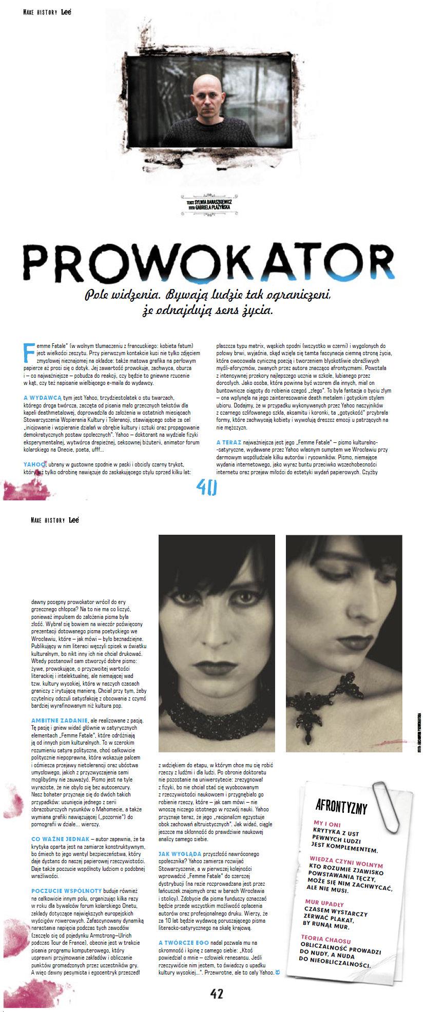 blog literatura femme fatale